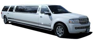 14 Passenger SUV Limo